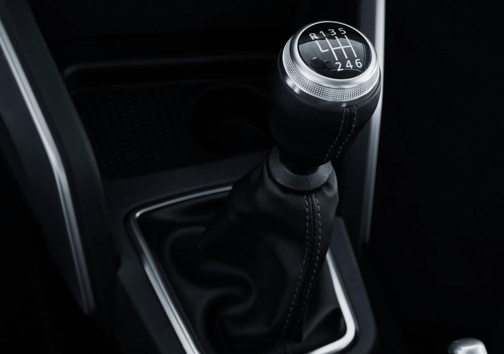 2020 Model Dacia Duster Manuel