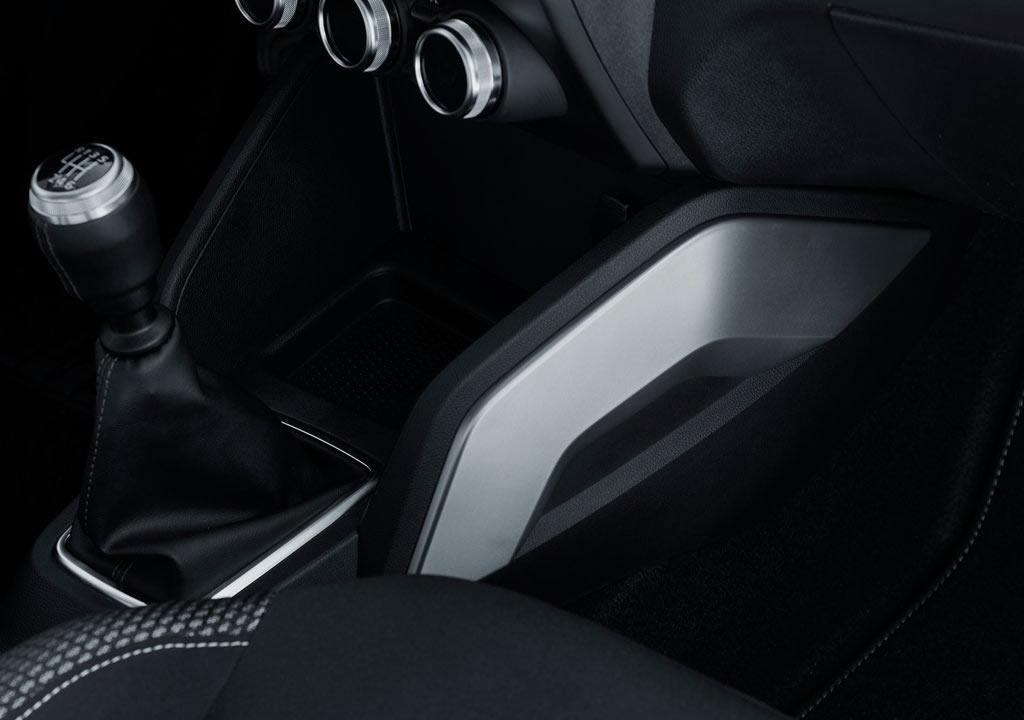 2020 Dacia Duster İçi