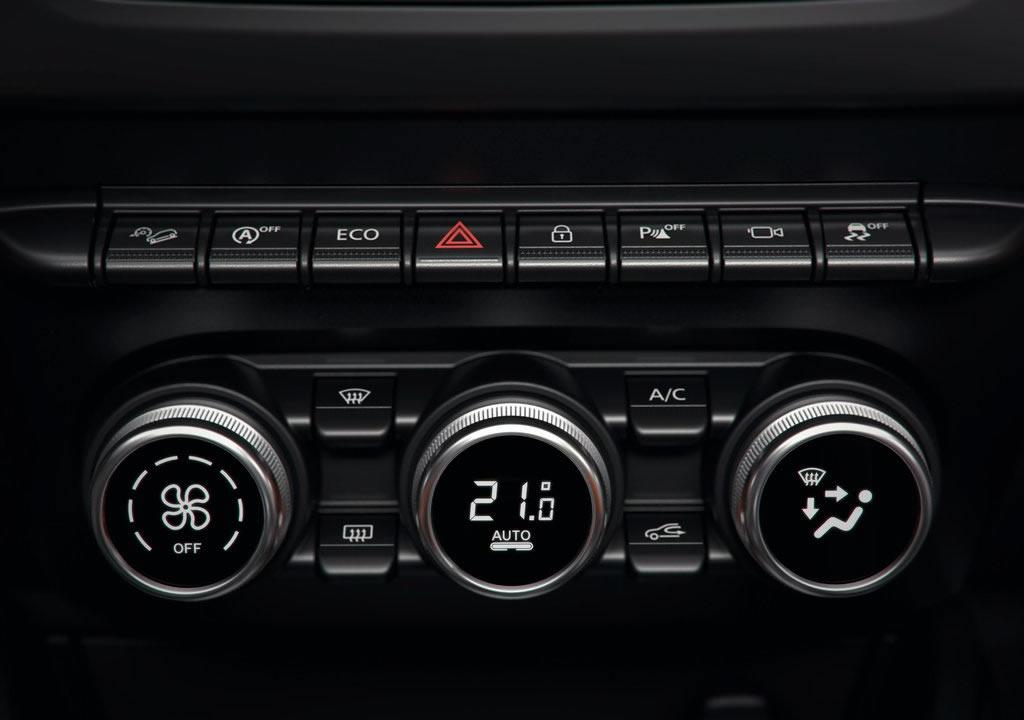 2020 Dacia Duster Donanımları