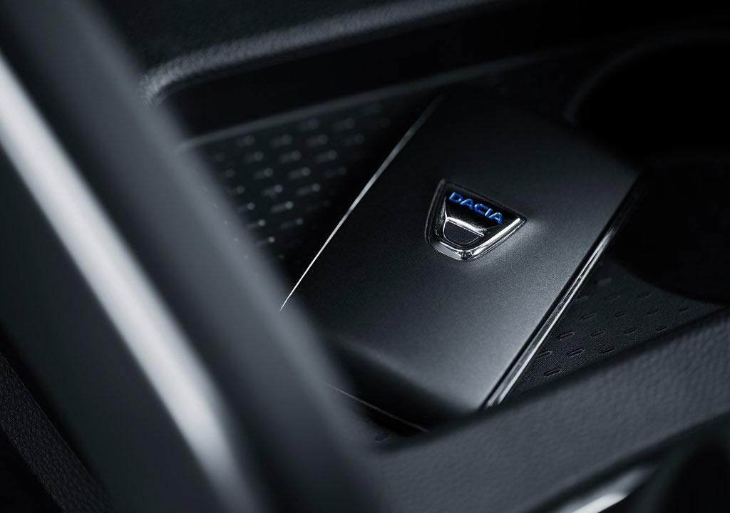 2020 Model Dacia Duster Anahtarı