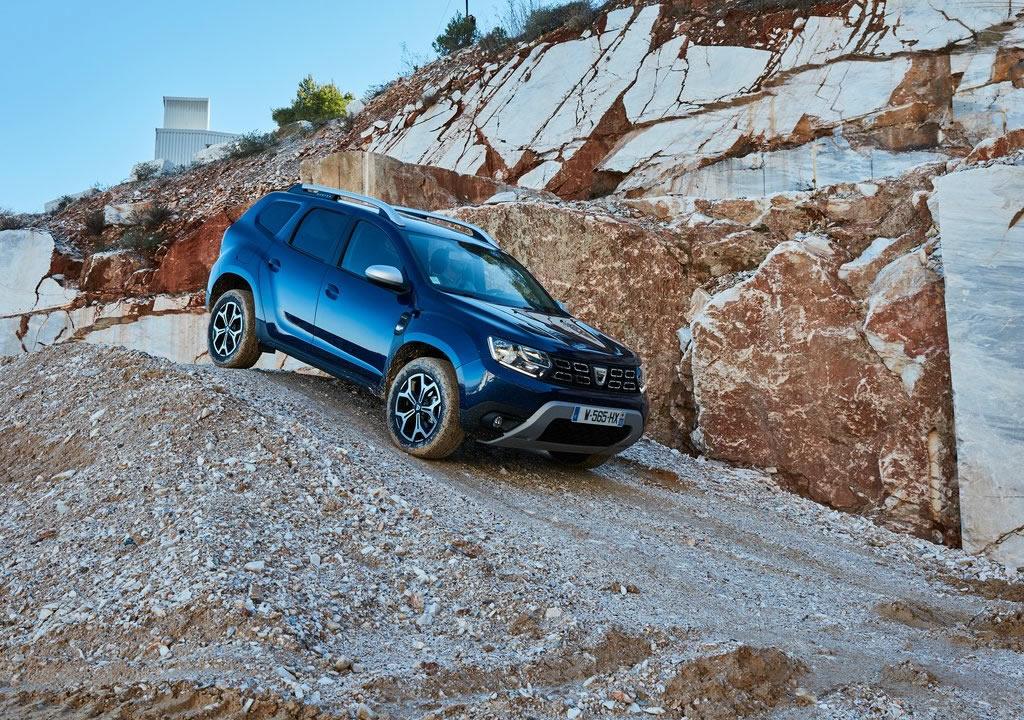 2020 Model Dacia Duster Teknik Özellikleri