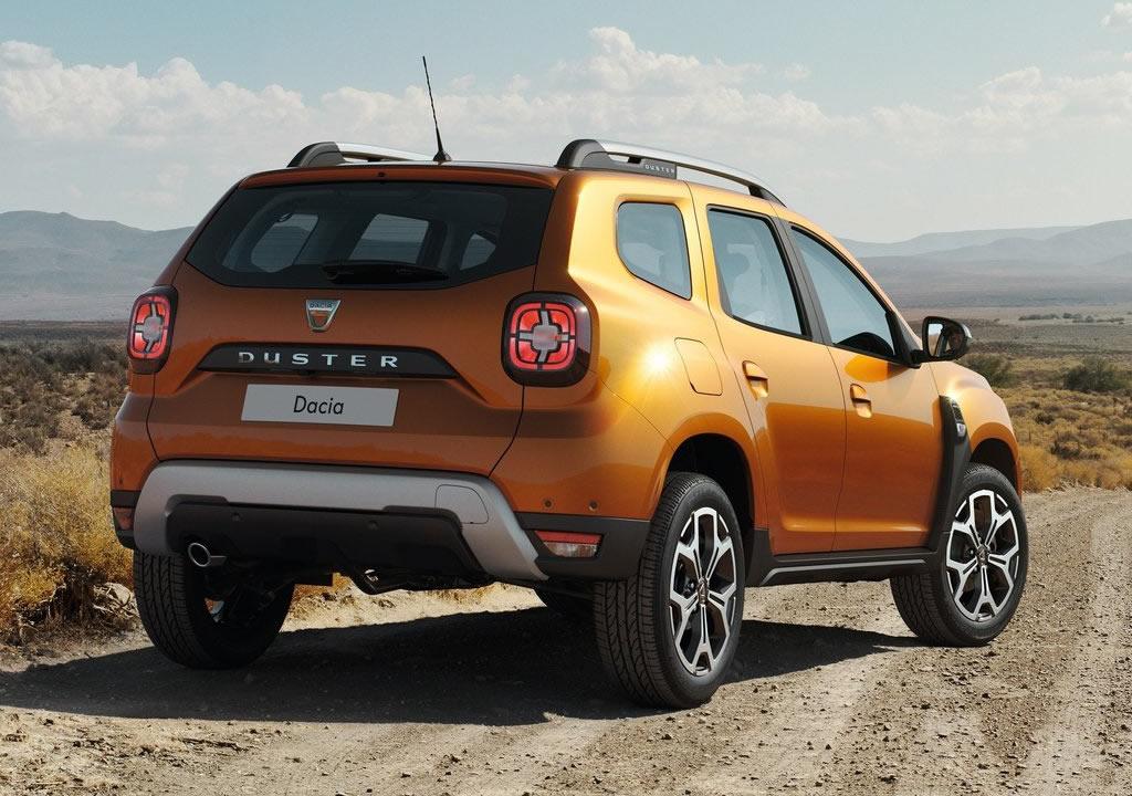 2020 Dacia Duster Teknik Özellikleri