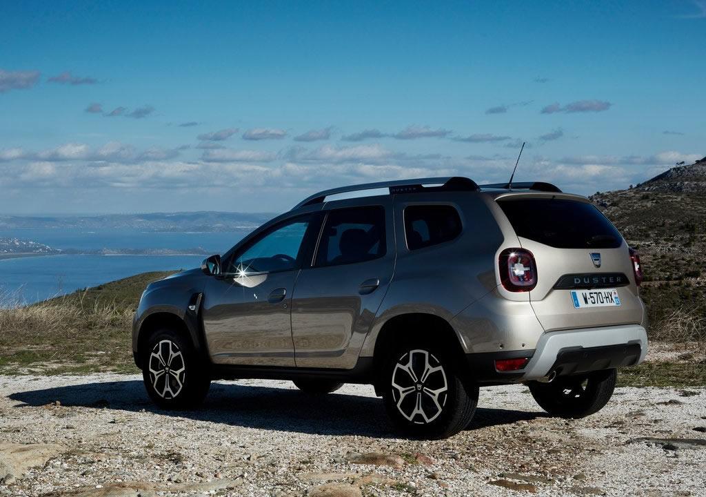 2020 Model Dacia Duster Fotoğrafları