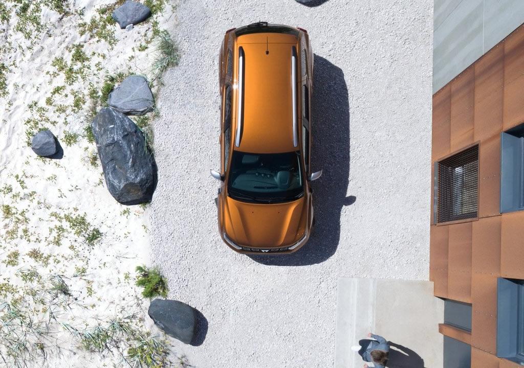 2020 Model Dacia Duster