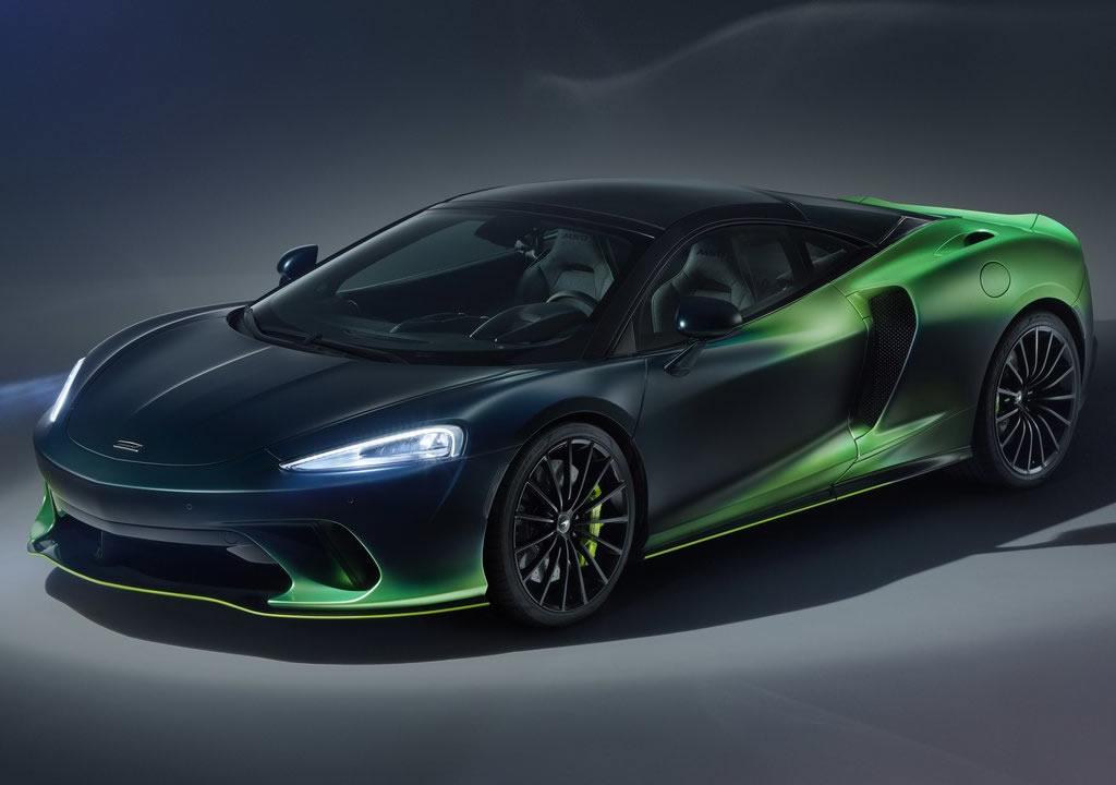 2020 Yeni McLaren GT Verdant by MSO Teknik Özellikleri