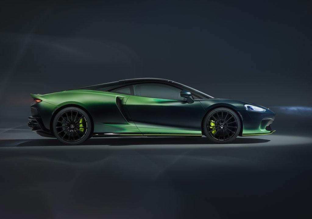 2020 Yeni McLaren GT Verdant by MSO Kaç Beygir?