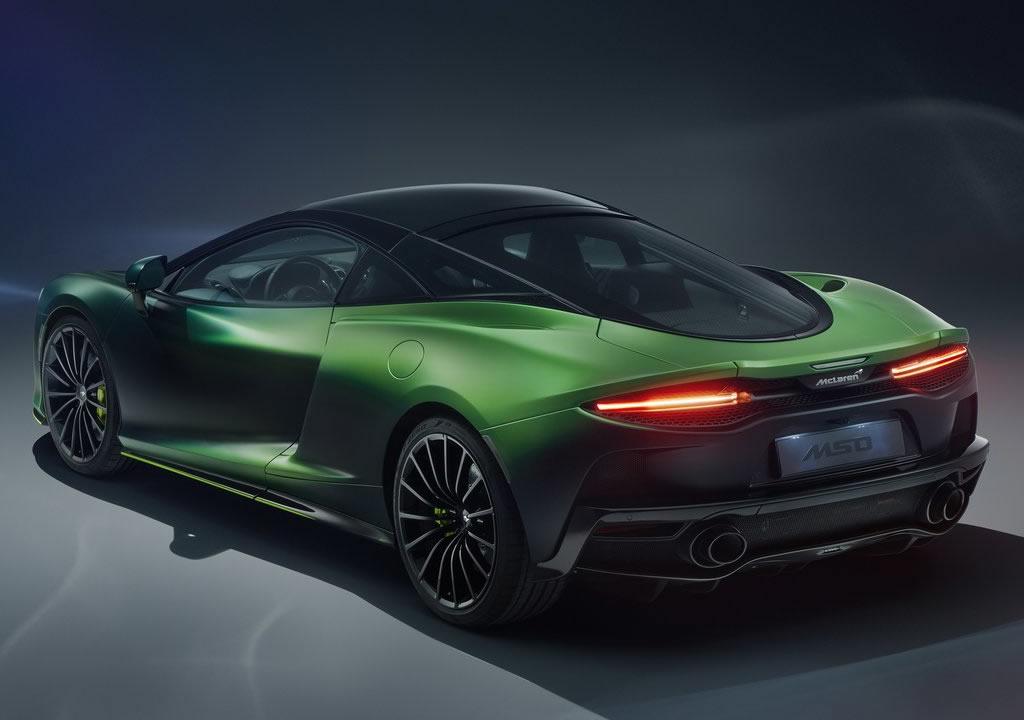 2020 Yeni McLaren GT Verdant by MSO 0-100 km/s