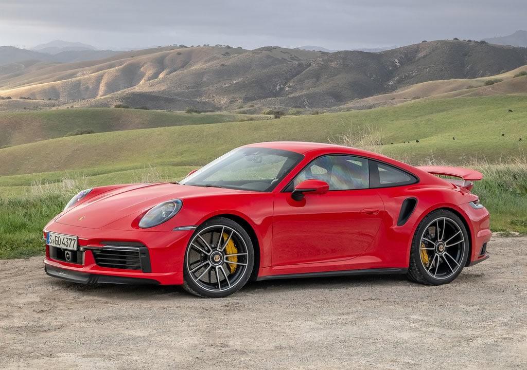 2021 Yeni Kasa Porsche 911 Turbo S Teknik Özellikleri