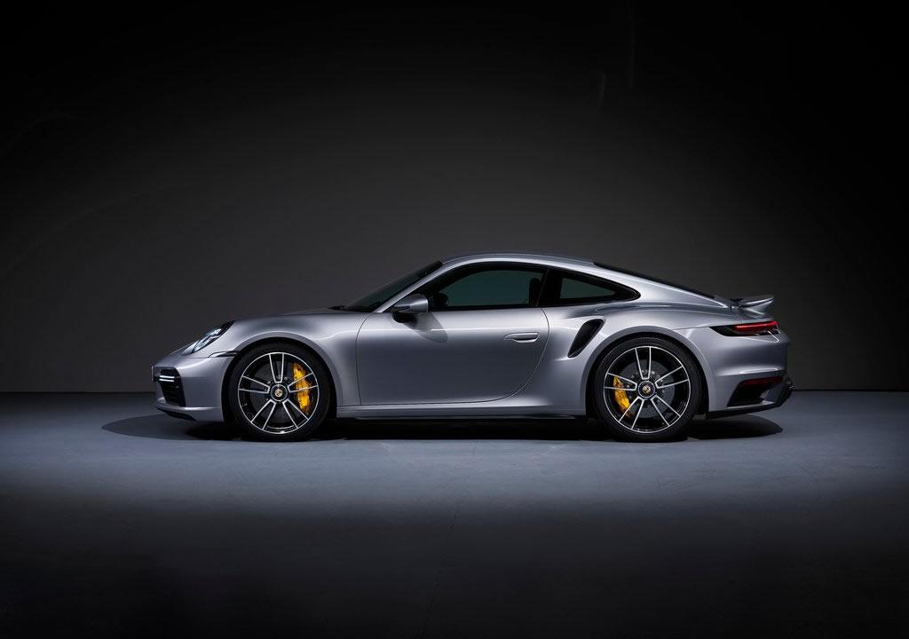 2021 Porsche 911 Turbo S Specs