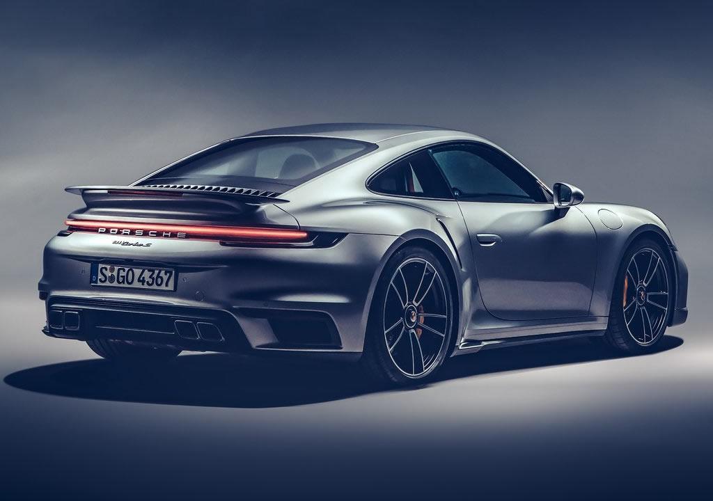 2021 Yeni Kasa Porsche 911 Turbo S Kaç Beygir?