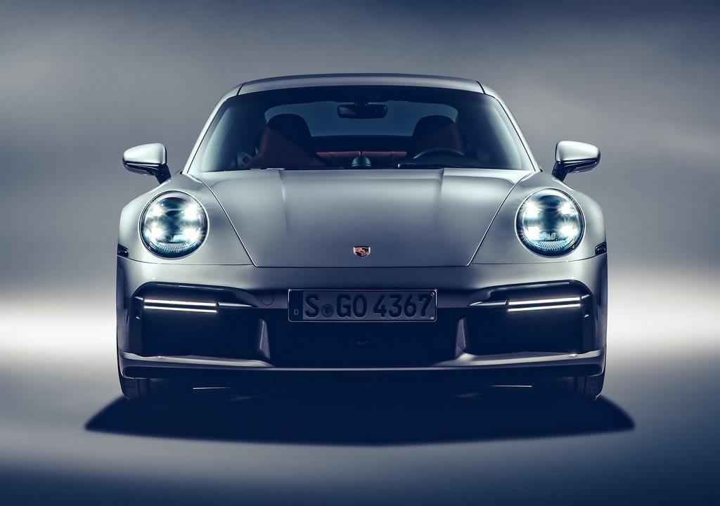 2021 Yeni Kasa Porsche 911 Turbo S Fiyatı