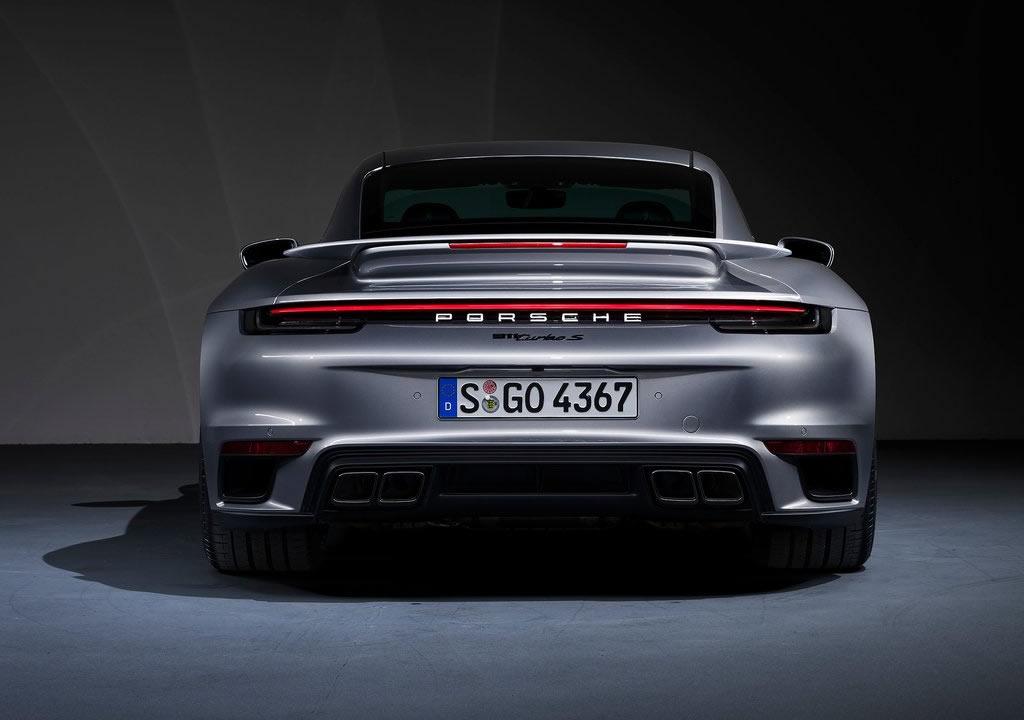 2021 Yeni Kasa Porsche 911 Turbo S Türkiye Fiyatı