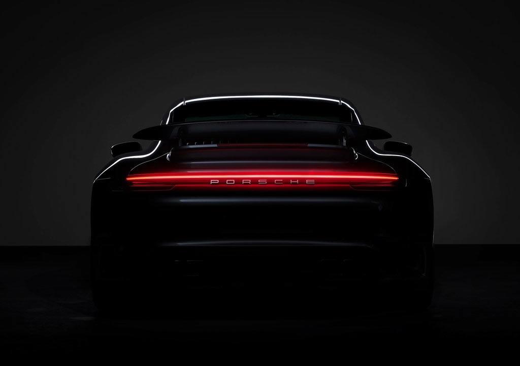 Yeni Kasa Porsche 911 Turbo S