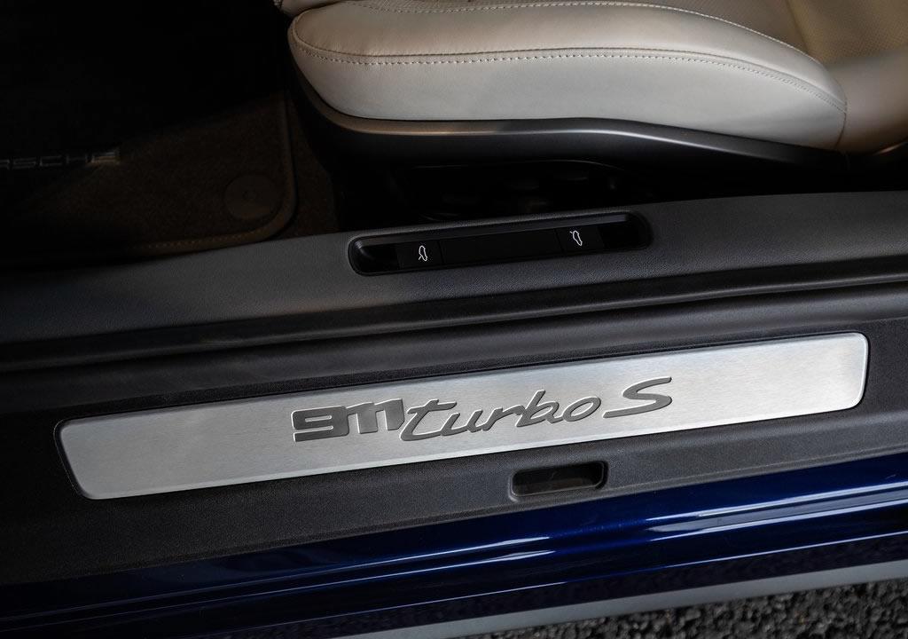 2021 Yeni Porsche 911 Turbo S