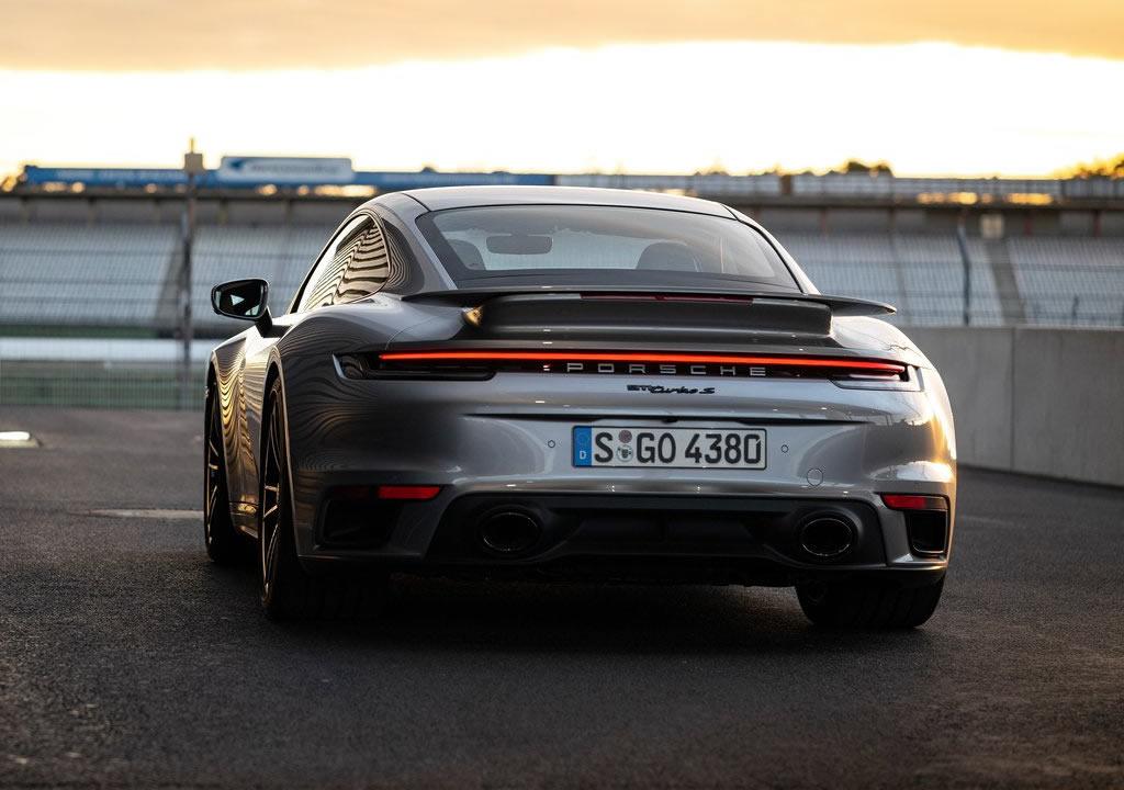 2021 Yeni Porsche 911 Turbo S Fiyatı