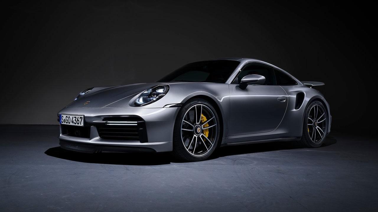 2021 Porsche 911 Turbo S Price