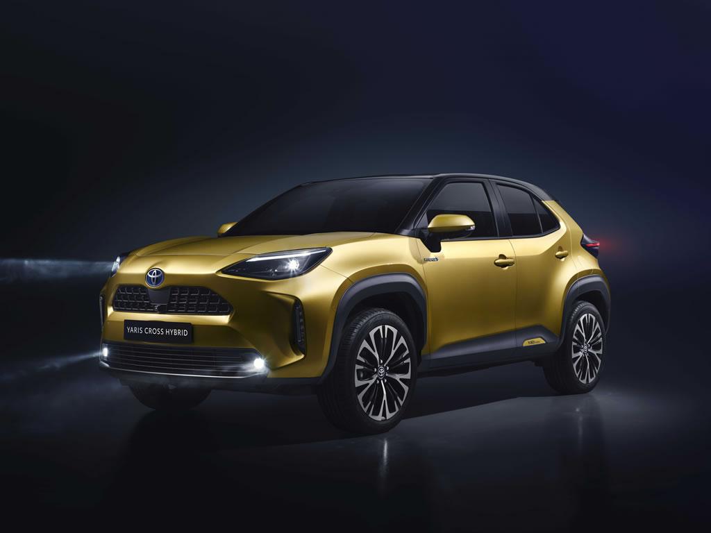 2021 Yeni Toyota Yaris Cross Özellikleri