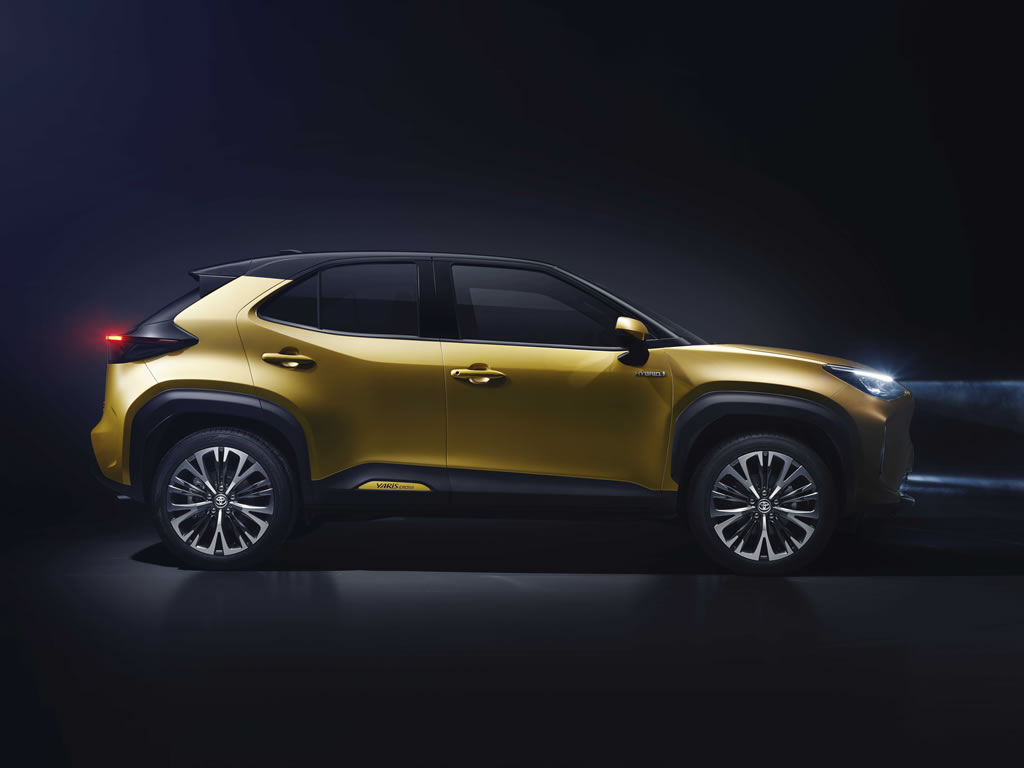 Yeni Toyota Yaris Cross Rakipleri