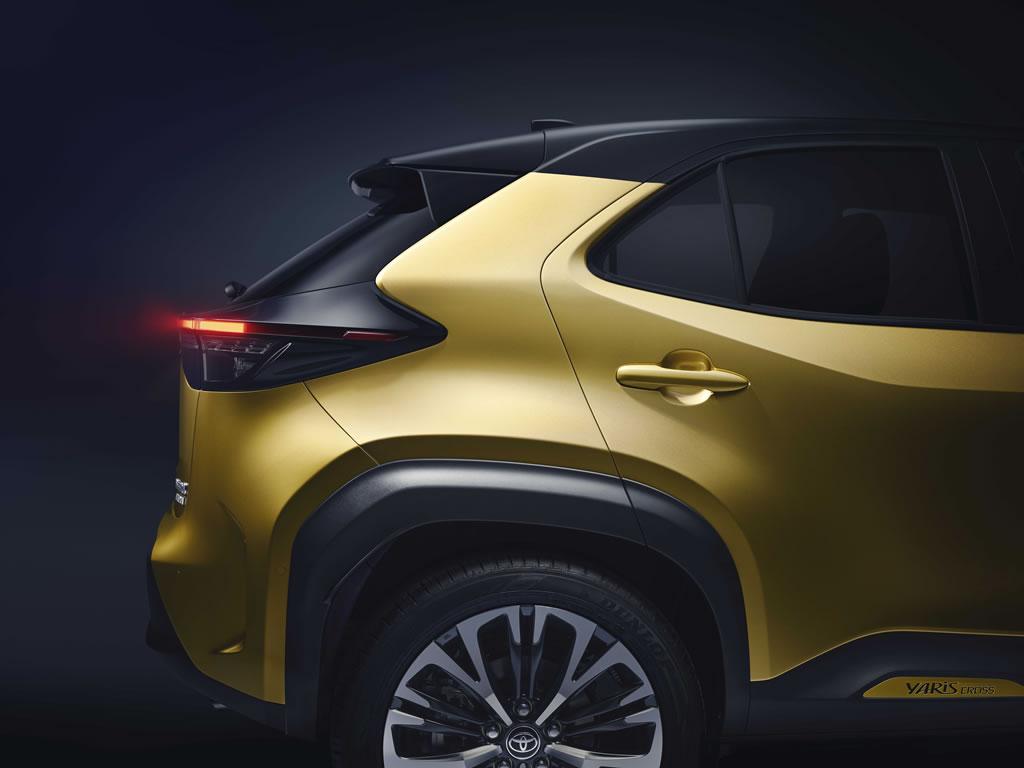 Yeni Toyota Yaris Cross Motoru
