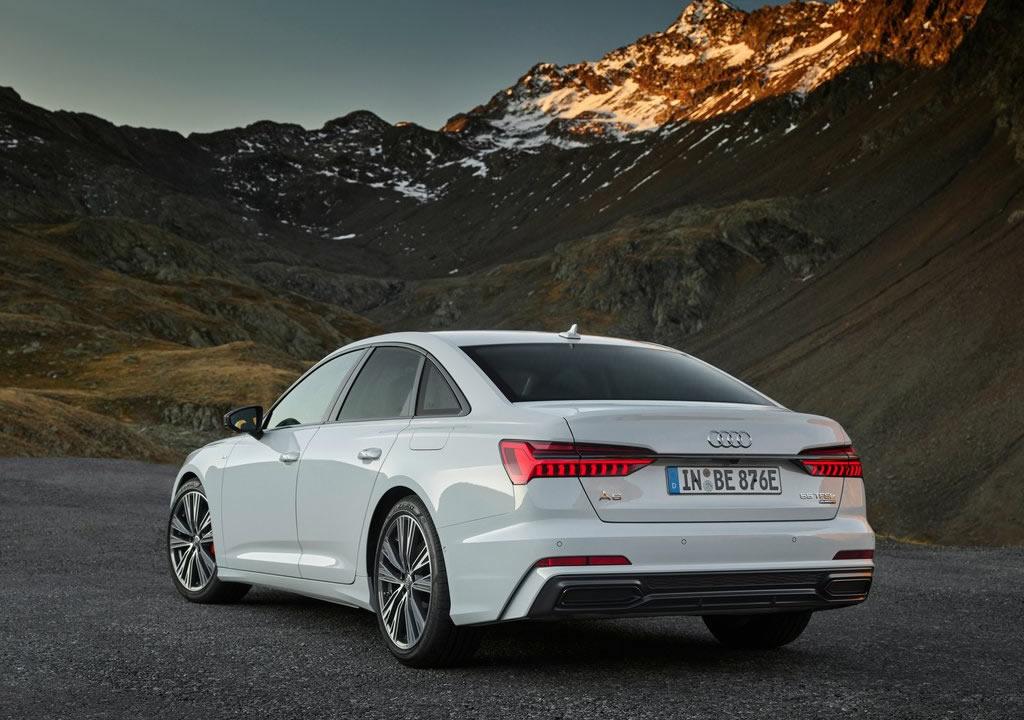 2020 Audi A6 Sedan 55 TFSI e quattro Donanımları
