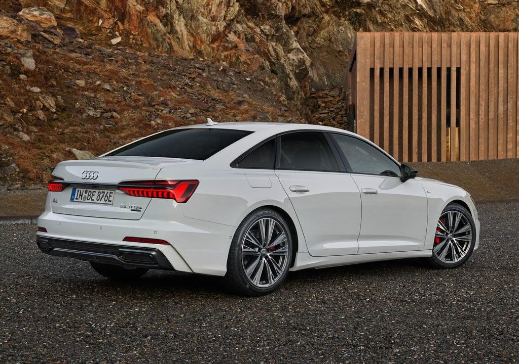 2020 Audi A6 Sedan 55 TFSI e quattro Fiyatı