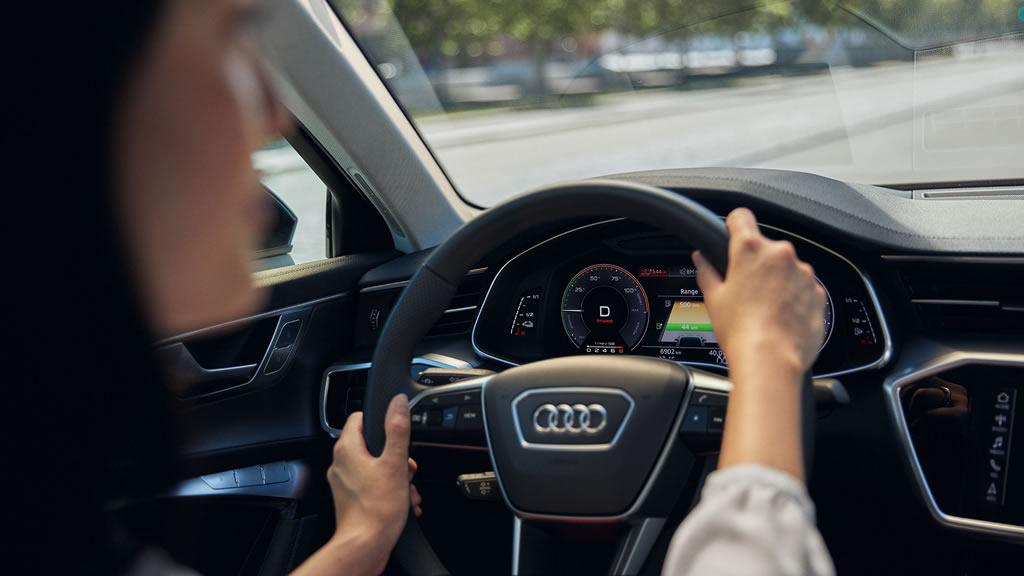 2020 Audi A6 Sedan 55 TFSI e quattro Kokpiti