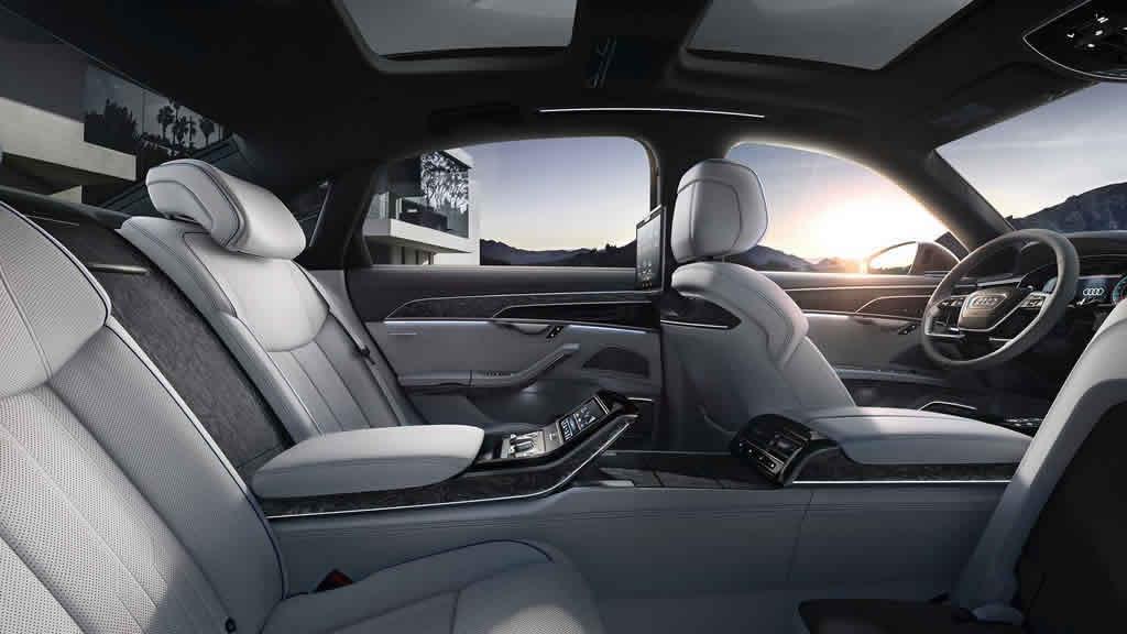2020 Yeni Audi A8 L Security Teknik Özellikleri