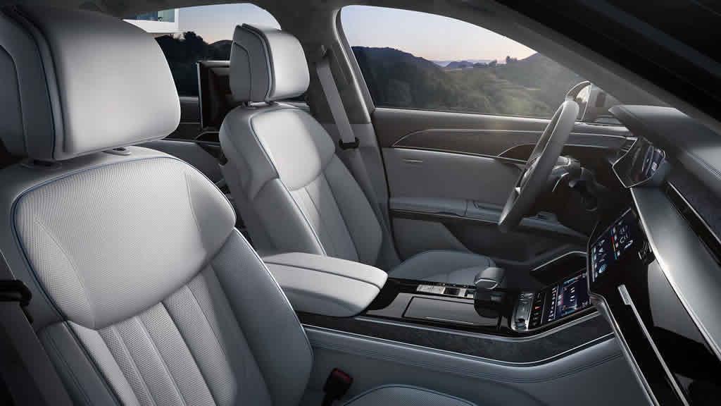 2020 Yeni Audi A8 L Security Fiyatı