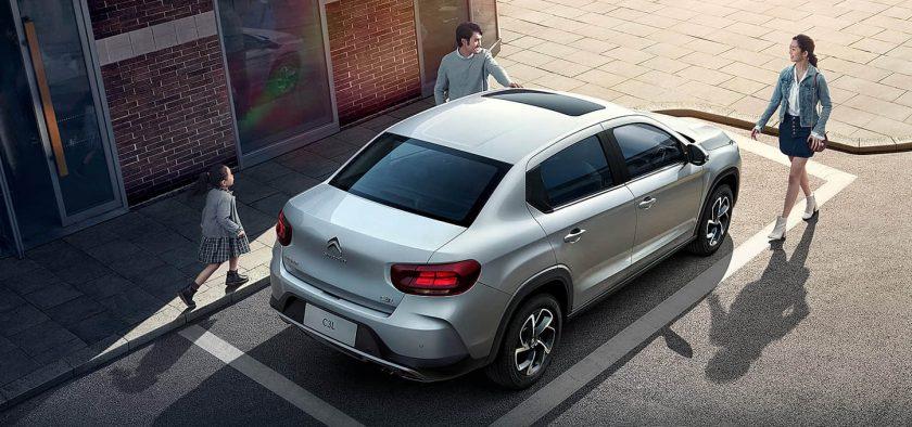 2020 Citroën C3L Sedan Donanımları