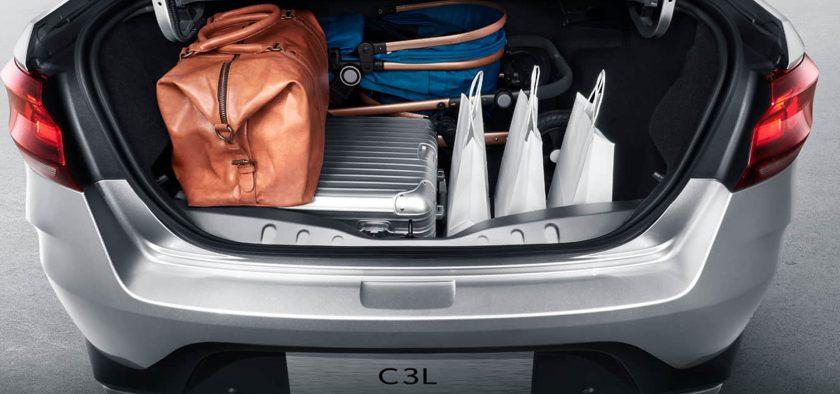 2020 Citroën C3L Sedan Fiyatı