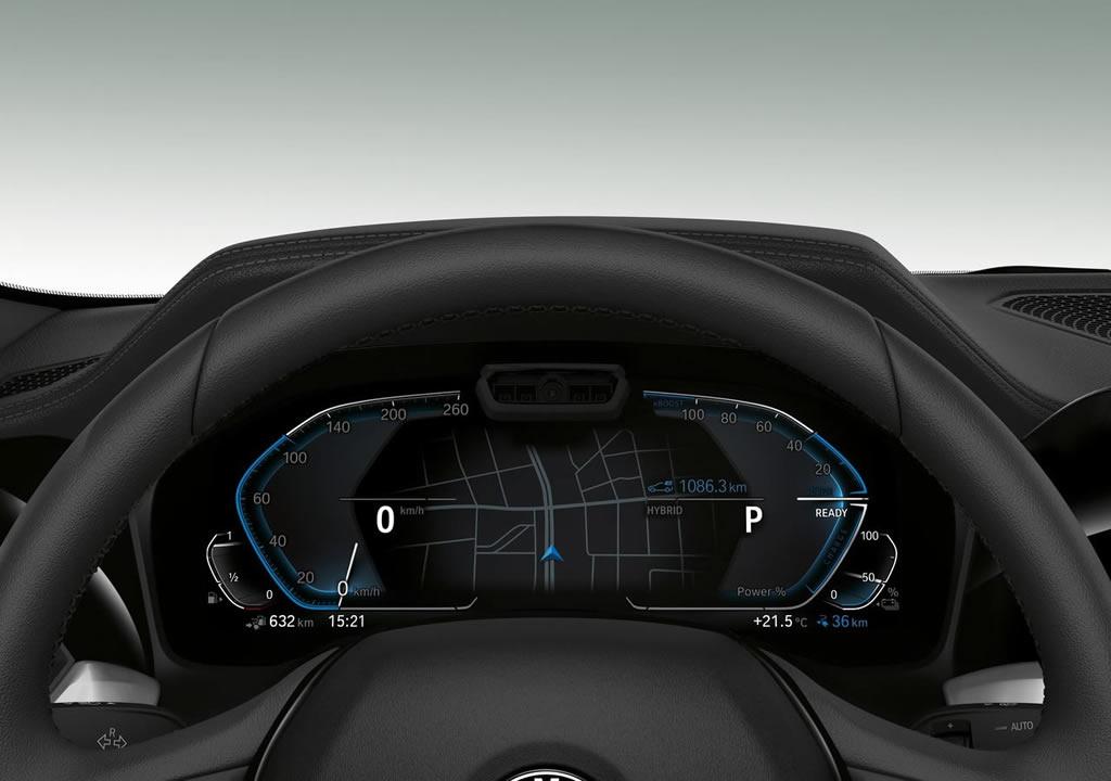 2020 Model BMW 3 Serisi İçi