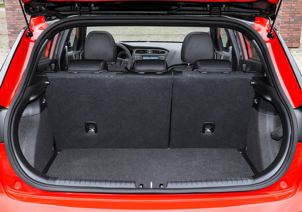 2020 Model Hyundai i20 Bagaj Alanı