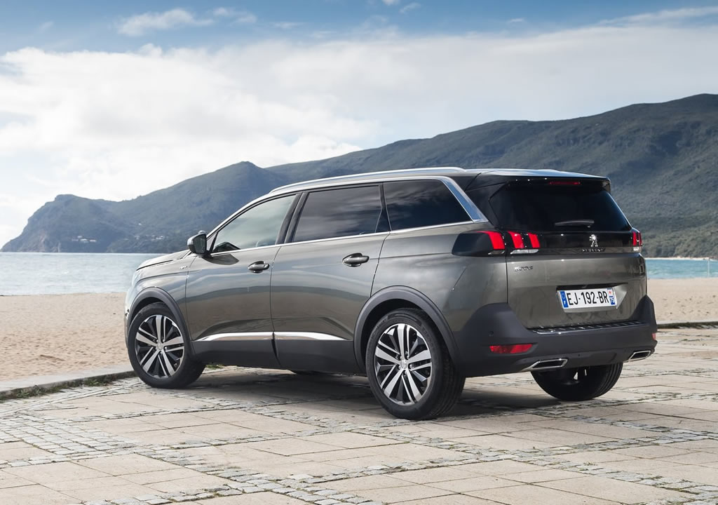 2020 Model Peugeot 5008 Fiyatı