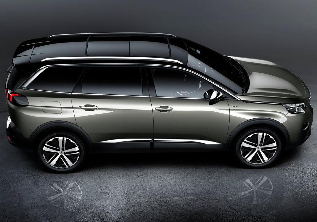 2020 Model Peugeot 5008 Fotoğrafları