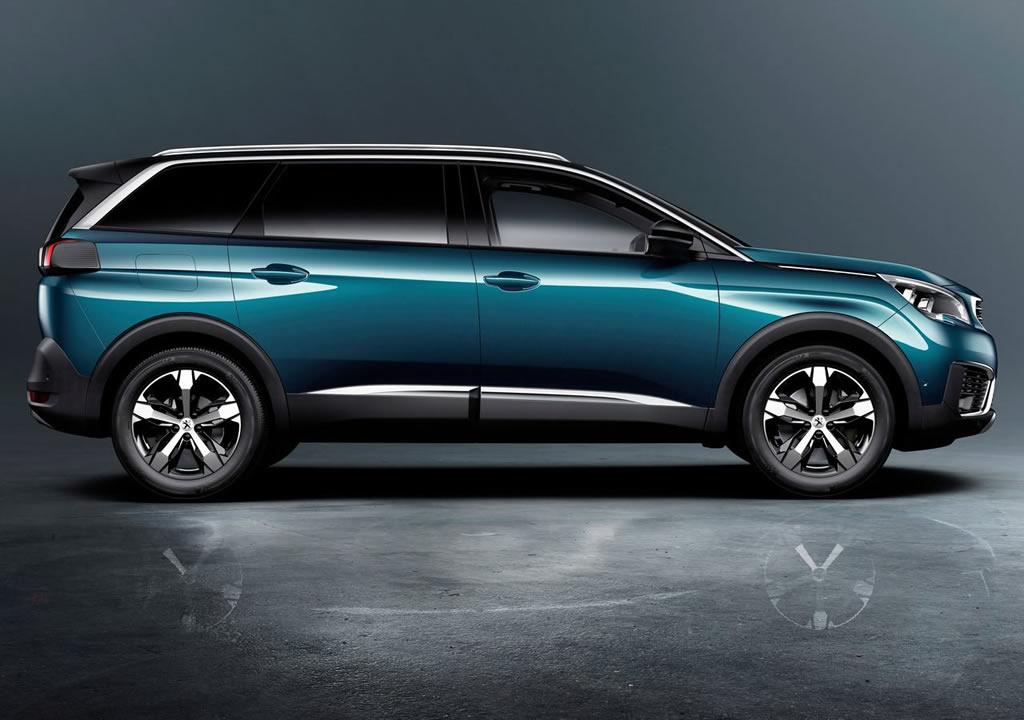 2020 Model Peugeot 5008 Boyutları