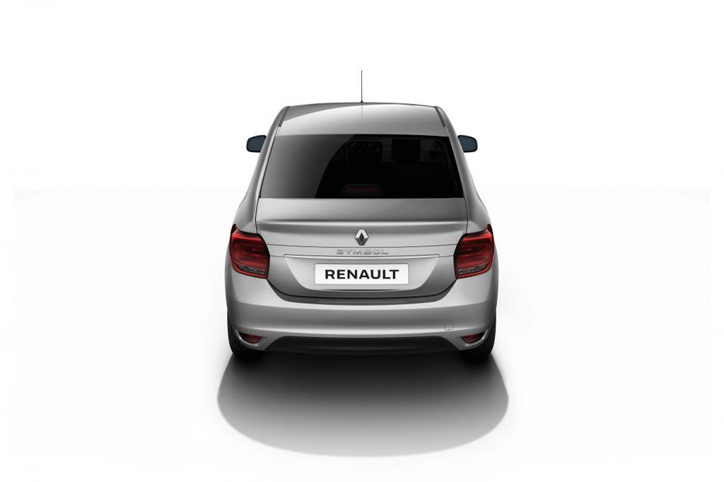 2020 Model Renault Symbol