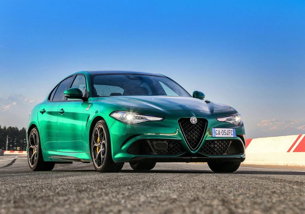 2020 Yeni Alfa Romeo Giulia Quadrifoglio Özellikleri