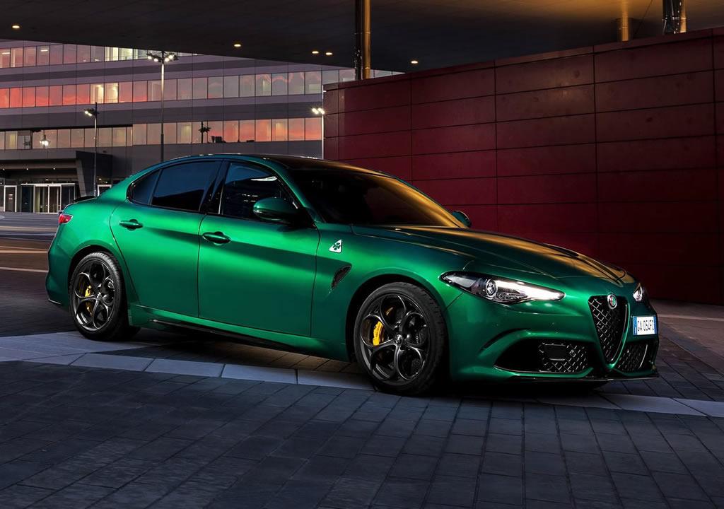 2020 Yeni Alfa Romeo Giulia Quadrifoglio