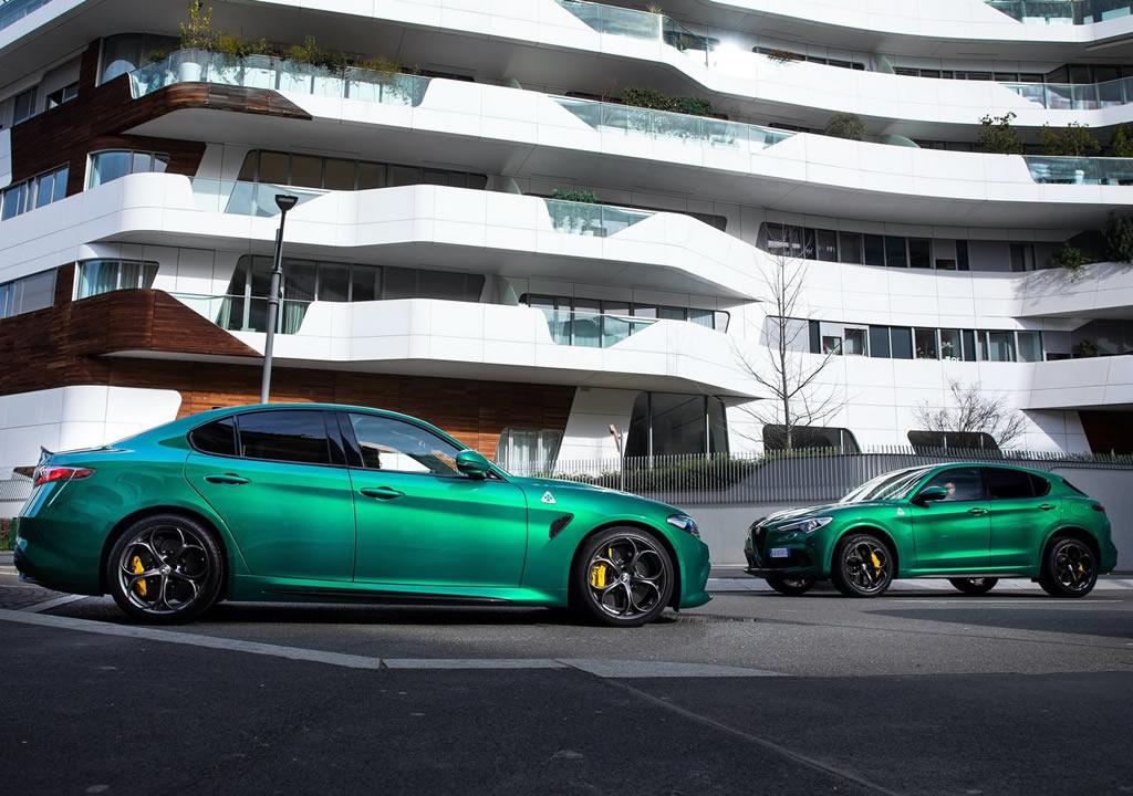 2020 Yeni Alfa Romeo Giulia Quadrifoglio Fiyatı