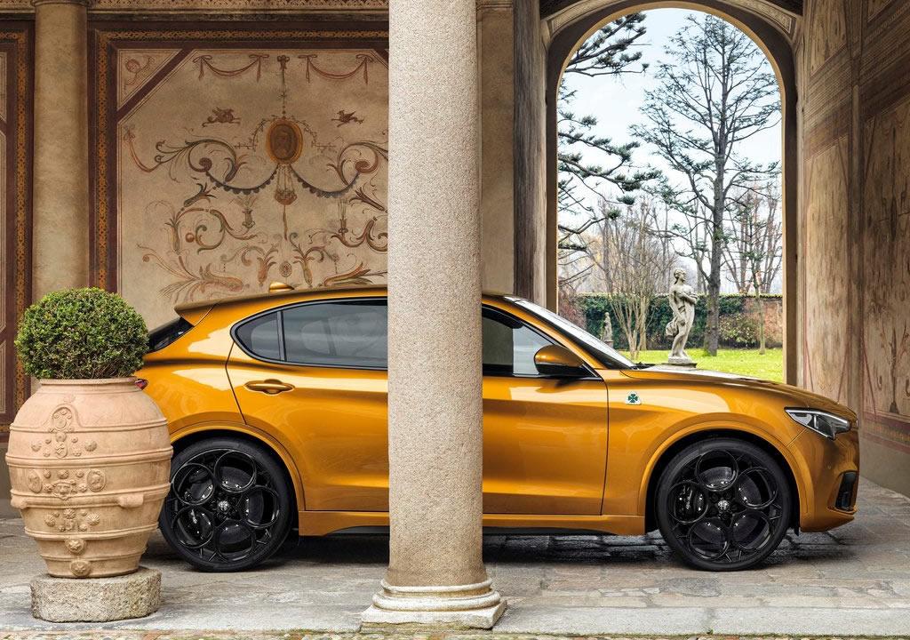 2020 Yeni Alfa Romeo Stelvio Quadrifoglio Teknik Özellikleri