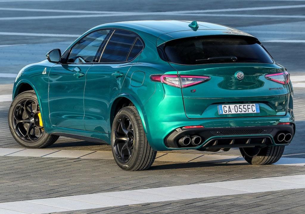 2020 Yeni Alfa Romeo Stelvio Quadrifoglio
