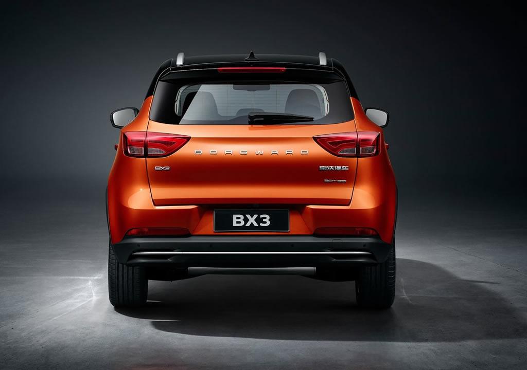 2020 Yeni Borgward BX3 Türkiye