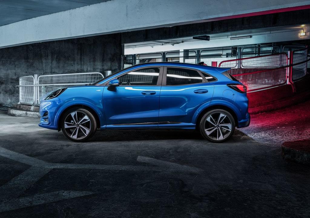 2020 Yeni Ford Puma