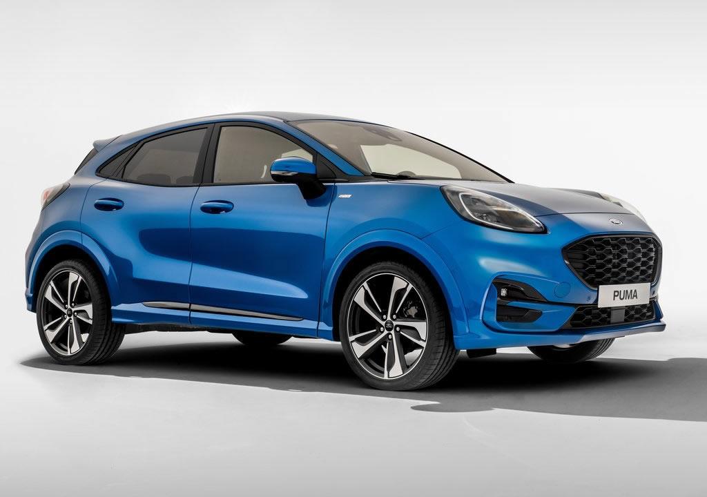 2020 Yeni Ford Puma Donanımları