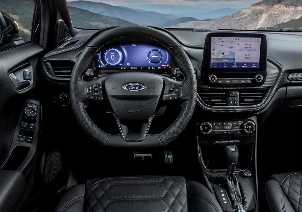Yeni Ford Puma Kokpiti