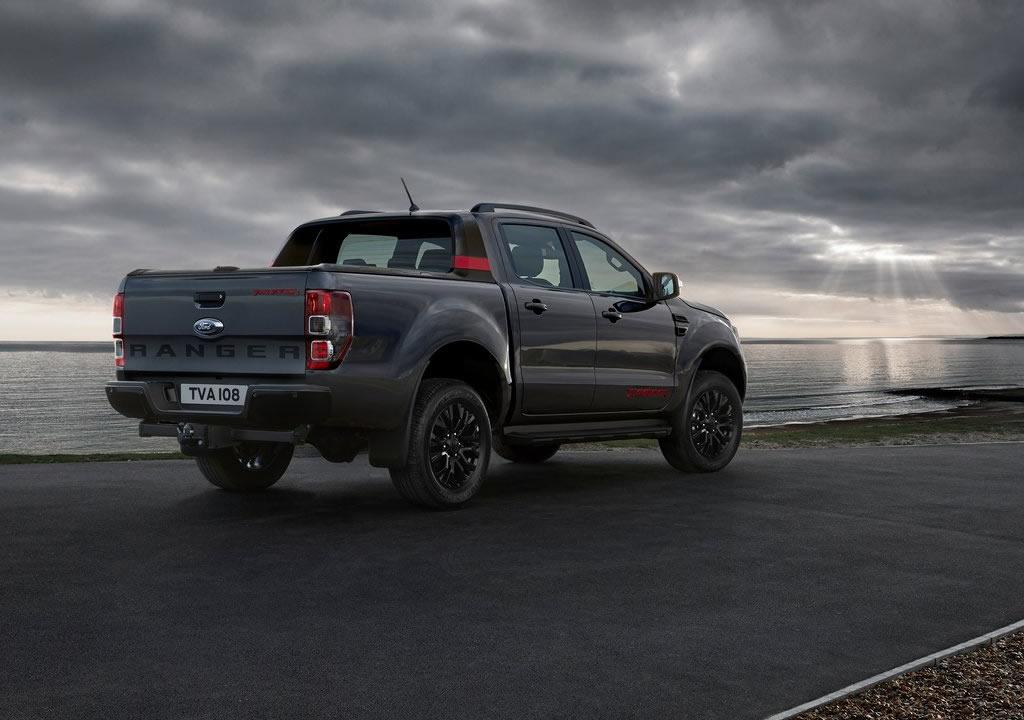 2020 Yeni Ford Ranger Thunder Edition Fotoğrafları