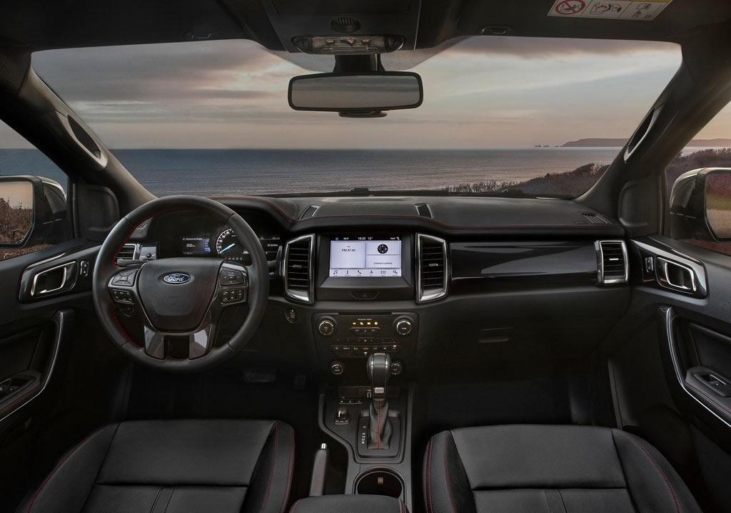2020 Yeni Ford Ranger Thunder Edition Kokpiti