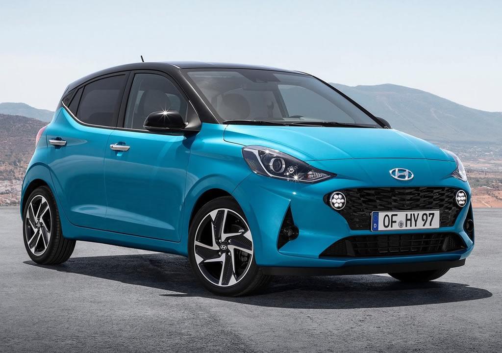 2020 Yeni Kasa Hyundai i10 (MK3) Türkiye Fiyatı