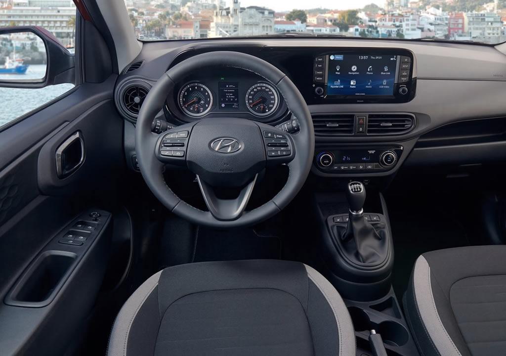 2020 Yeni Kasa Hyundai i10 Kokpiti
