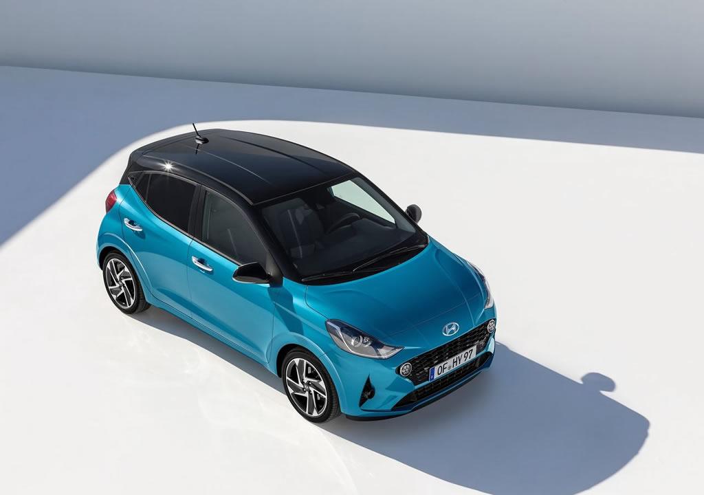 2020 Yeni Kasa Hyundai i10 (MK3) Fiyatı